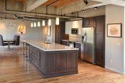 Фото 21 Серый цвет — тренд сезона: 100+ элегантных и современных вариантов серой кухни в интерьере