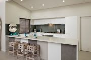 Фото 26 Серый цвет — тренд сезона: 100+ элегантных и современных вариантов серой кухни в интерьере