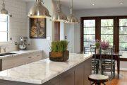 Фото 28 Серый цвет — тренд сезона: 100+ элегантных и современных вариантов серой кухни в интерьере