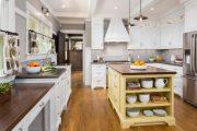 Фото 30 Серый цвет — тренд сезона: 100+ элегантных и современных вариантов серой кухни в интерьере
