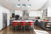 Фото 35 Серый цвет — тренд сезона: 100+ элегантных и современных вариантов серой кухни в интерьере