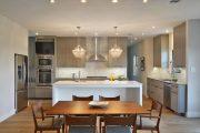 Фото 43 Серый цвет — тренд сезона: 100+ элегантных и современных вариантов серой кухни в интерьере