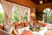 Фото 16 Прозрачные шторы для беседок и веранд (100+ фото): комфорт на даче круглый год и обзор наиболее изящных идей для декора