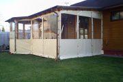 Фото 41 Прозрачные шторы для беседок и веранд (100+ фото): комфорт на даче круглый год и обзор наиболее изящных идей для декора