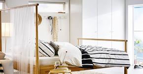 Спальные комнаты: как организовать интерьер в условиях ограниченного пространства и 85 лучших реализаций фото