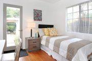 Фото 7 Спальные комнаты: как организовать интерьер в условиях ограниченного пространства и 85 лучших реализаций