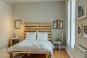 Фото 12 Спальные комнаты: как организовать интерьер в условиях ограниченного пространства и 85 лучших реализаций