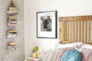 Фото 16 Спальные комнаты: как организовать интерьер в условиях ограниченного пространства и 85 лучших реализаций