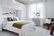 Фото 17 Спальные комнаты: как организовать интерьер в условиях ограниченного пространства и 85 лучших реализаций