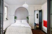 Фото 18 Спальные комнаты: как организовать интерьер в условиях ограниченного пространства и 85 лучших реализаций
