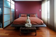 Фото 38 Спальные комнаты: как организовать интерьер в условиях ограниченного пространства и 85 лучших реализаций