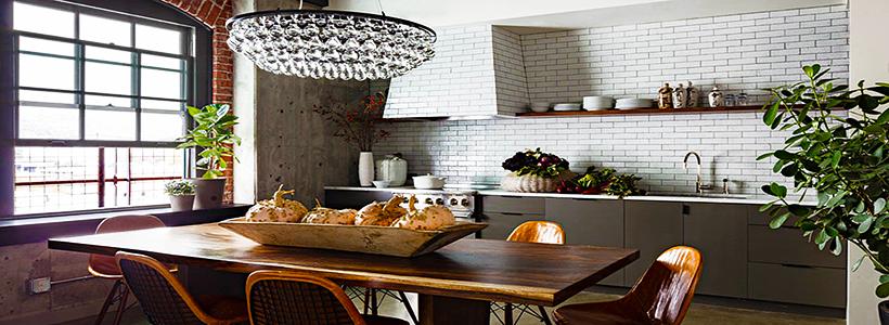 Чем отделать стены на кухне: обзор наиболее практичных и комфортных вариантов