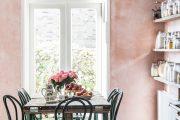 Фото 9 Чем отделать стены на кухне: обзор наиболее практичных и комфортных вариантов