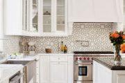 Фото 11 Чем отделать стены на кухне: обзор наиболее практичных и комфортных вариантов