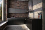 Фото 16 Чем отделать стены на кухне: обзор наиболее практичных и комфортных вариантов