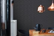 Фото 17 Чем отделать стены на кухне: обзор наиболее практичных и комфортных вариантов