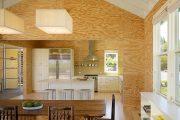 Фото 20 Чем отделать стены на кухне: обзор наиболее практичных и комфортных вариантов