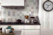 Фото 6 Чем отделать стены на кухне: обзор наиболее практичных и комфортных вариантов