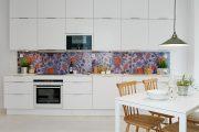 Фото 33 Чем отделать стены на кухне: обзор наиболее практичных и комфортных вариантов