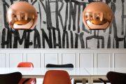 Фото 40 Чем отделать стены на кухне: обзор наиболее практичных и комфортных вариантов