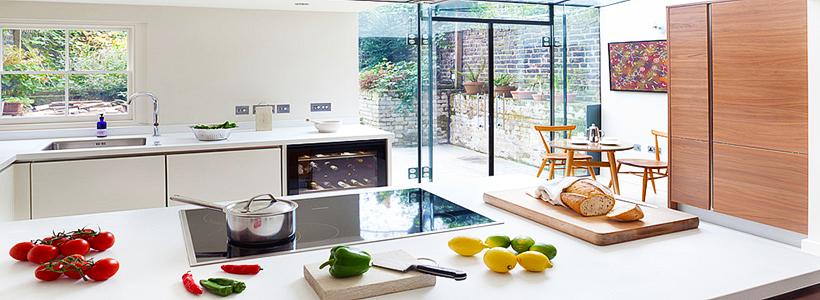 Встраиваемая газовая варочная панель: 75+ стильных и мультифункциональных решений  для кухни