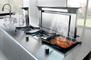 Фото 5 Встраиваемая газовая варочная панель: 75+ стильных и мультифункциональных решений  для кухни