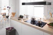 Фото 12 Встраиваемая газовая варочная панель: 75+ стильных и мультифункциональных решений  для кухни