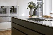 Фото 16 Встраиваемая газовая варочная панель: 75+ стильных и мультифункциональных решений  для кухни