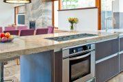 Фото 18 Встраиваемая газовая варочная панель: 75+ стильных и мультифункциональных решений  для кухни