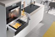 Фото 22 Встраиваемая газовая варочная панель: 75+ стильных и мультифункциональных решений  для кухни