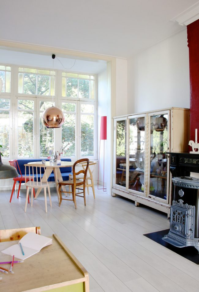 Легкий и уютный скандинавский стиль в оформлении дома
