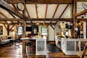 Фото 33 Интерьеры загородных домов и коттеджей: 85 избранных реализаций от изящного прованса до современного лофта