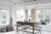 Фото 44 Интерьеры загородных домов и коттеджей: 85 избранных реализаций от изящного прованса до современного лофта