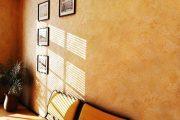 Фото 24 Фактурные краски для стен: особенности, преимущества и 75+ современных идей для интерьера