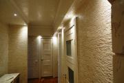 Фото 31 Фактурные краски для стен: особенности, преимущества и 75+ современных идей для интерьера