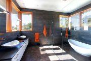 Фото 4 Пластиковые окна: размеры, сравнение цен и 85 стильных и теплых вариантов для дома