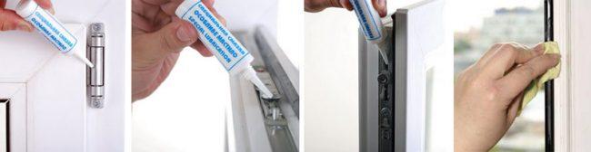Периодический уход за пластиковыми окнами продлит их срок службы