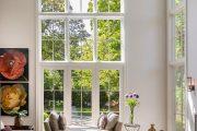 Фото 36 Пластиковые окна: размеры, сравнение цен и 85 стильных и теплых вариантов для дома