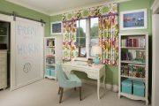 Фото 7 Маркерная краска для стен: необъятный простор для творчества и 85+ лучших вариантов исполнения