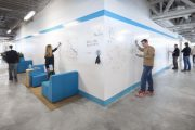 Фото 24 Маркерная краска для стен: необъятный простор для творчества и 85+ лучших вариантов исполнения
