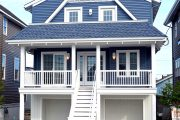 Фото 10 Планировка двухэтажного дома 8 на 8: варианты возведения и 85 лучших готовых проектов