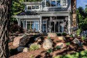 Фото 18 Планировка двухэтажного дома 8 на 8: варианты возведения и 85 лучших готовых проектов