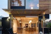 Фото 23 Планировка двухэтажного дома 8 на 8: варианты возведения и 85 лучших готовых проектов