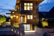 Фото 24 Планировка двухэтажного дома 8 на 8: варианты возведения и 85 лучших готовых проектов
