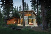 Фото 26 Планировка двухэтажного дома 8 на 8: варианты возведения и 85 лучших готовых проектов