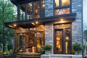 Фото 29 Планировка двухэтажного дома 8 на 8: варианты возведения и 85 лучших готовых проектов