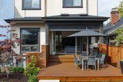 Фото 30 Планировка двухэтажного дома 8 на 8: варианты возведения и 85 лучших готовых проектов