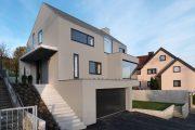 Фото 32 Планировка двухэтажного дома 8 на 8: варианты возведения и 85 лучших готовых проектов