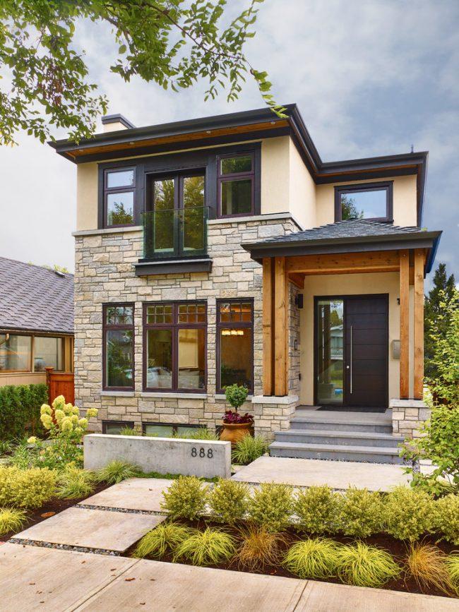Высокая энергоэффективность - один из главных плюсов двухэтажной постройки