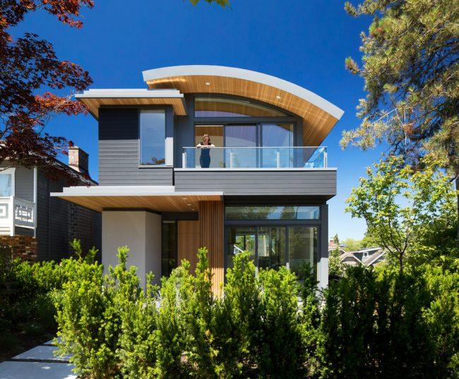 Проект для двухэтажного дома 8 на 8 можно заказать или сделать самому